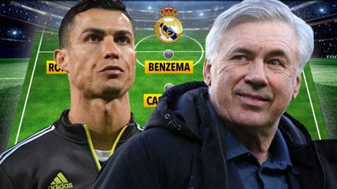 Đội hình Real Madrid sẽ như thế nào dưới nhiệm kỳ 2 của Ancelotti?