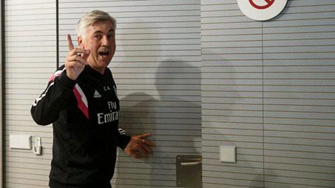 Ancelotti đẩy ngày hội quân tại Real sớm 1 tuần
