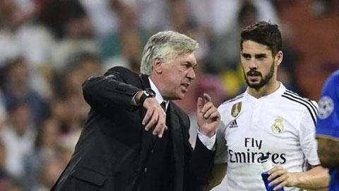 HLV Ancelotti cho thấy sự nghiêm túc của mình khi đẩy sớm ngày hội quân lên 1 tuần