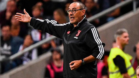 Sarri chuẩn bị dãn dắt Lazio