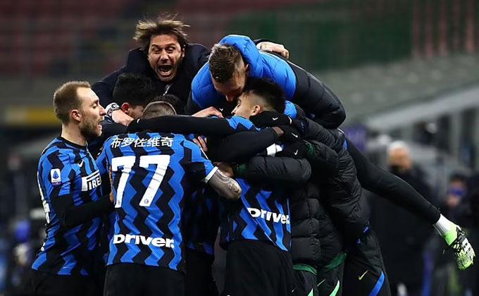 Conte là HLV cổ quái nhưng mang trong mình khát khao chiến thắng hiếm ai sánh bằng