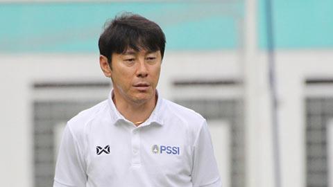 HLV Shin Tae Yong: 'Indonesia có thể đánh bại Việt Nam'