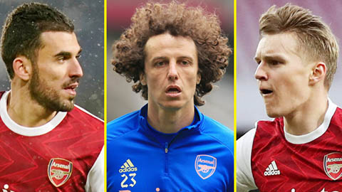 Arsenal bán 8 cầu thủ, chi 30 triệu bảng mua Buendia