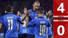 Italia vs Czech: 4-0 (Giao hữu quốc tế 2021)