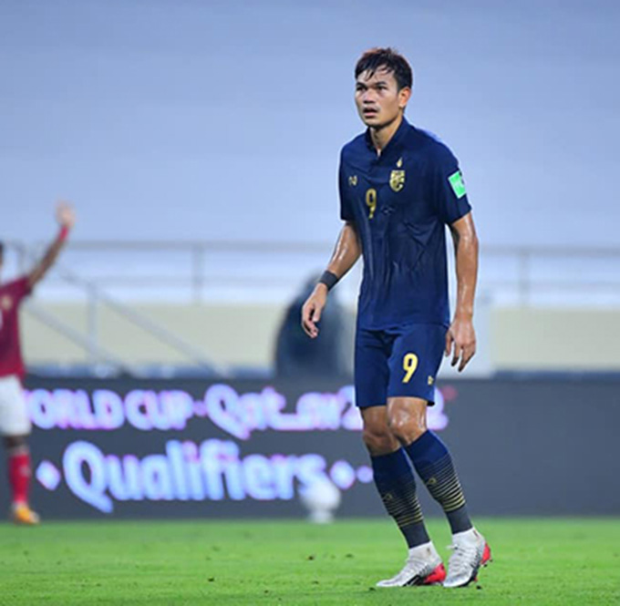 Đội tuyển Thái Lan buộc phải thắng UAE nếu như muốn hy vọng đi tiếp