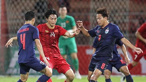 Thái Lan có thể gián tiếp giúp Việt Nam đứng nhất bảng vòng loại World Cup
