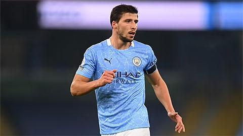 Ruben Dias hoàn tất cú đúp Cầu thủ xuất sắc nhất Premier League 2020/21