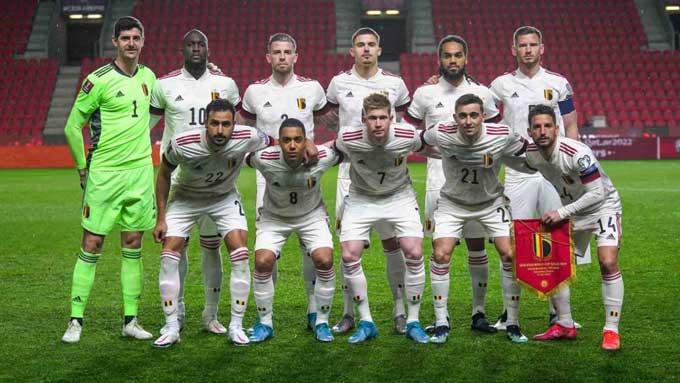 Bỉ là đội tuyển già nhất EURO 2020 với độ tuổi trung bình là 28,7