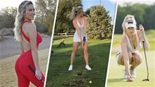 Nữ golf thủ quyến rũ nhất thế giới là ai
