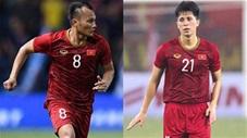 Thấy Park loại Trọng Hoàng và Đình Trọng ở trận đấu với Indonesia