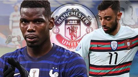 Tại sao fan Man United sẽ bị hấp dẫn bởi EURO 2020?