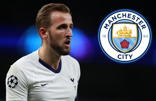 Man City có thể dửng dưng trước Kane