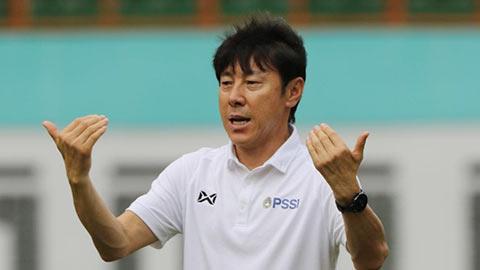 HLV Indonesia 'chơi chiêu' trước trận gặp Việt Nam