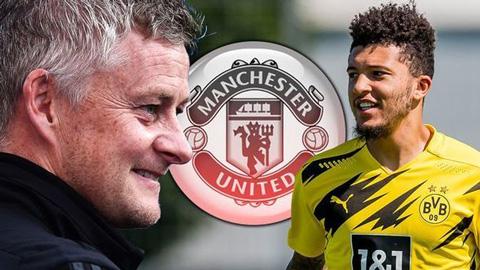 MU chốt giá 81,5 triệu bảng cho Sancho, hợp đồng tới 2026