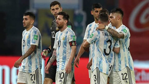 Argentina xác nhận tham dự Copa America 2021