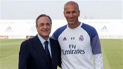 Real không bắt Zidane nộp 10 triệu euro tiền đền bù