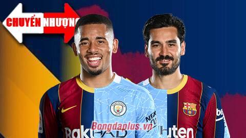 Tin chuyển nhượng 7/6: Barcelona muốn 'rút ruột' Man City