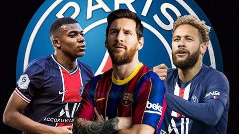 Chủ tịch PSG chia sẻ về Neymar, Mbappe và khả năng chiêu mộ Messi