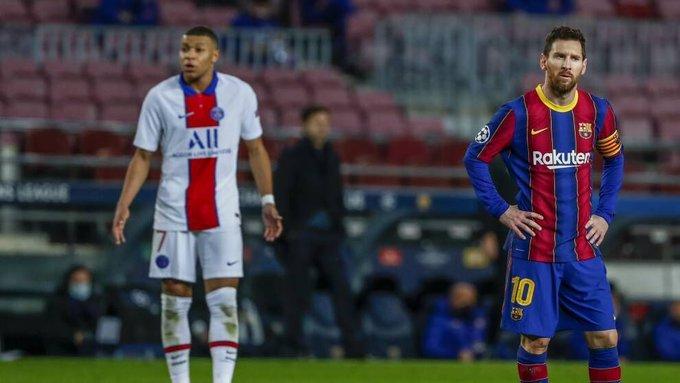 Messi cho đến giờ vẫn chưa gia hạn với Barcelona