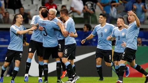 Nhận định, soi kèo Venezuela vs Uruguay, 5h30 ngày 9/6