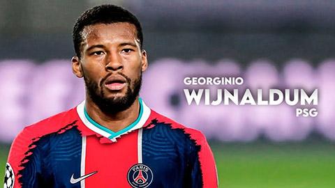PSG chiêu mộ thành công Wijnaldum