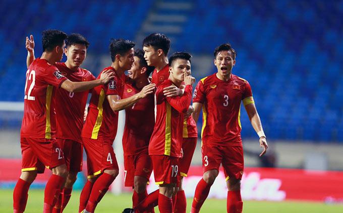 Quang Hải thi đấu nổi bật trong trận thắng 4-0 của Việt Nam trước Indonesia - Ảnh: VFF