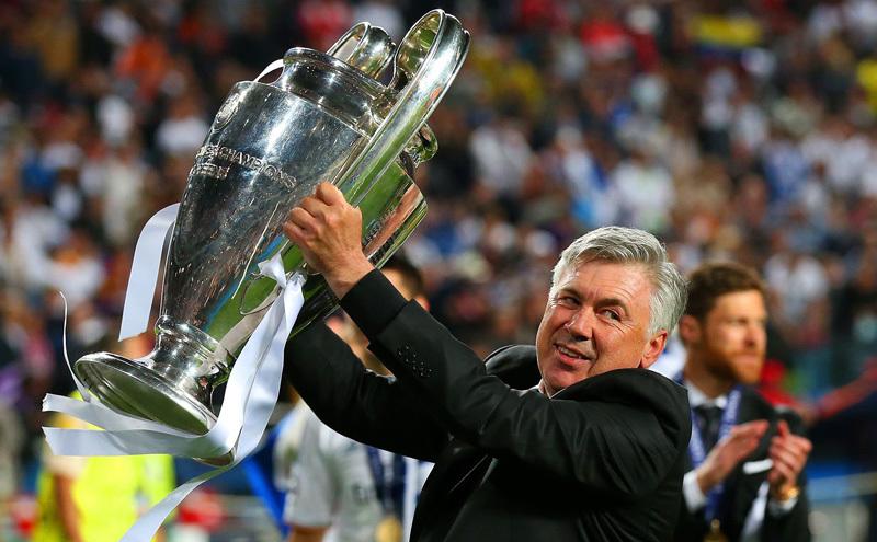 Tại đây, trong nhiệm kỳ đầu tiên, ông đã đem về 4 danh hiệu, trong đó có cú Decima Champions League