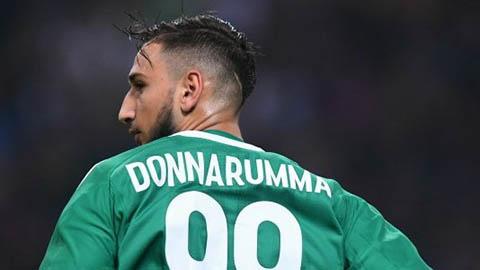 Donnarumma sẽ ký hợp đồng 5 năm với PSG, nhận số áo 99