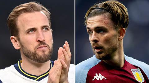 Man City mê mệt Grealish và Kane