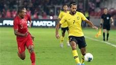 Cầu thủ nhập tịch Malaysia tuyên bố hạ gục Việt Nam