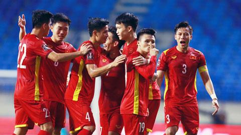 ĐT Việt Nam: Chúng ta là số 1