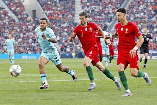 ĐT Bồ Đào Nha trông chờ rất nhiều vào bộ đôi trung vệ Dias - Fonte ở giải đấu sắp tới