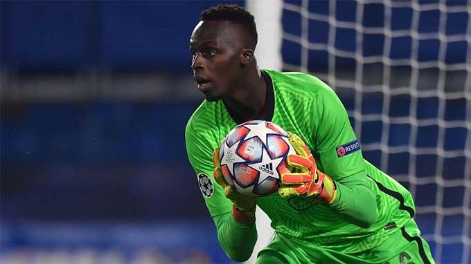 Sự xuất hiện của Mendy đã giúp hàng thủ Chelsea chắc chắn hơn hẳn