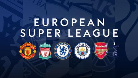Big Six bị Premier League phạt thêm 22 triệu bảng vì tham gia Super League