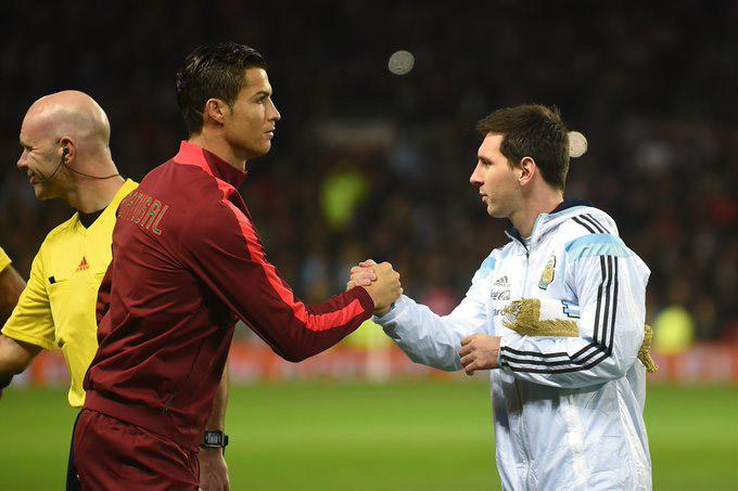 Messi và Ronaldo từng đua tranh khốc liệt trong thời gian dài