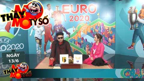 EURO 2020: Thầy mo mò tỷ số trận Bỉ vs Nga
