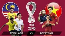 Malaysia vs Việt Nam: Đòn phủ đầu của thầy Park