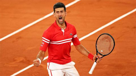 Djokovic đấu Nadal ở bán kết Roland Garros 2021