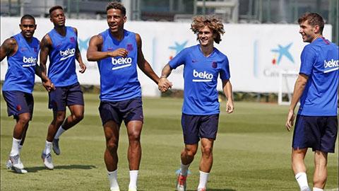 Barca ấn định ngày hội quân: Messi, Aguero chưa thể góp mặt
