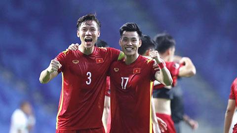 ĐT Việt Nam đứng nhất, nhì bảng ở vòng loại World Cup 2022 khi nào?