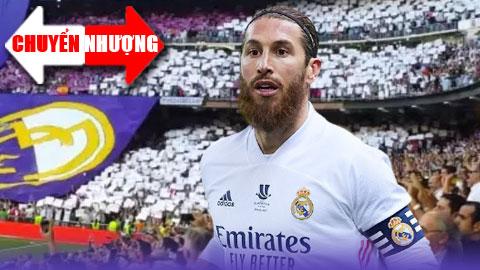 Tin chuyển nhượng  10/6: Ramos xuống nước, đồng ý ở lại Real