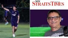 Báo Malaysia lớn tiếng 'hù dọa' đội tuyển Việt Nam