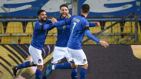 Italia sẽ khởi đầu suôn sẻ với 3 điểm