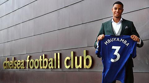 'Van Dijk mới' sẵn sàng cướp vị trí của Silva tại Chelsea