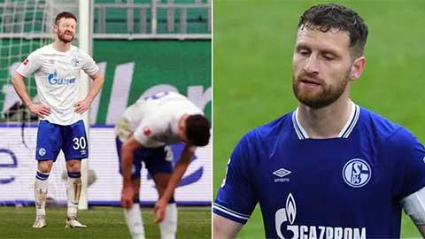 Người cũ Arsenal giành giành giải thưởng đáng xấu hổ ở Đức