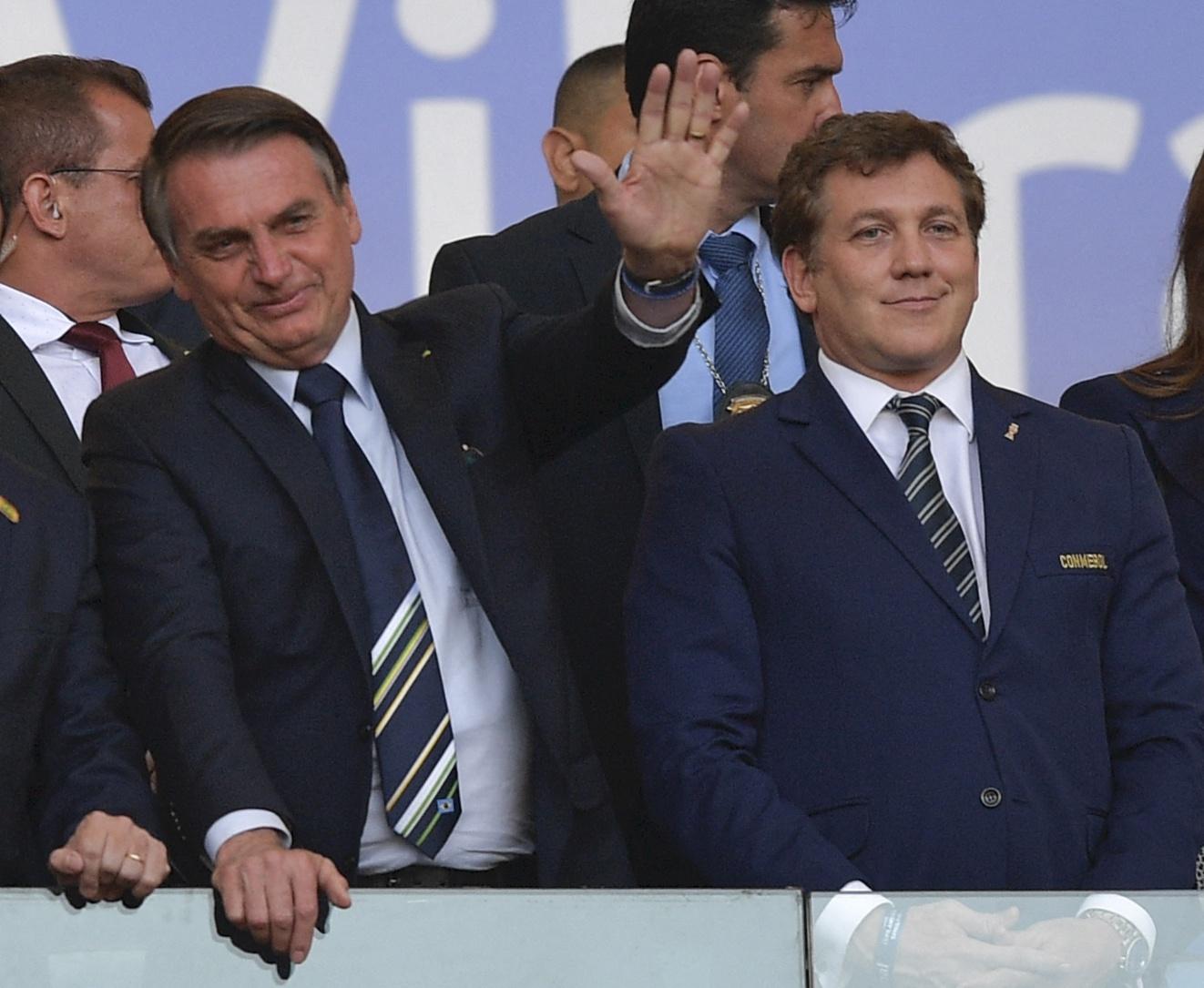 Tuy nhiên, do dịch bệnh COVID-19, giải đấu đã được chuyển sang Brazil dưới sự ủng hộ của Tổng thống Tổng thống Jair Bolsonaro