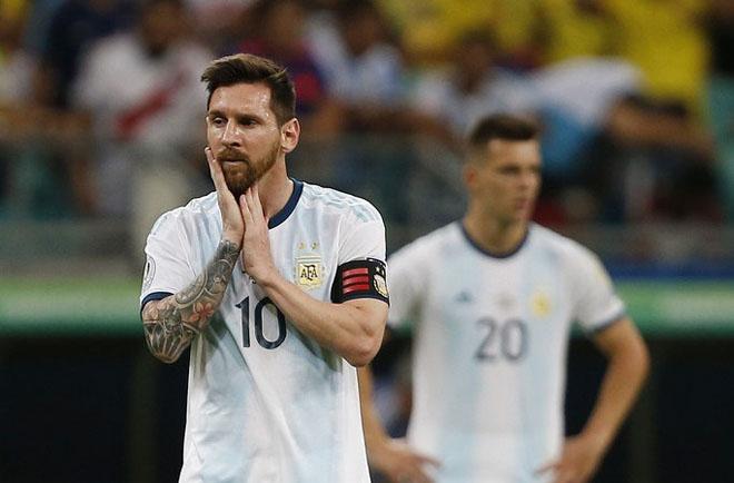 Ở tuổi 34, có thể nói đây chính là cơ hội cuối cùng để Messi có được một chiếc Cúp tại ĐTQG