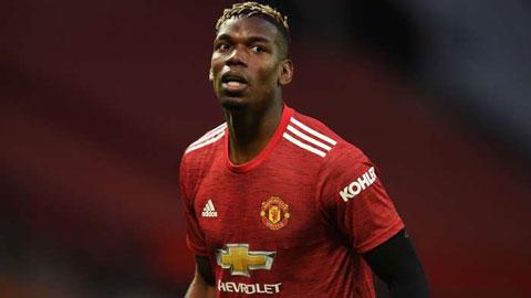 Pogba: 'Tôi vẫn chưa nhận được đề nghị gia hạn của Man United'