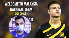 Hậu vệ từng đá Champions League của Malaysia đánh giá cao tuyển Việt Nam