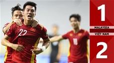 Malaysia vs Việt Nam: 1-2 (Vòng loại World Cup 2022)